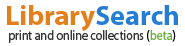LibrarySearch logo