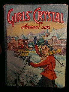 Girl's Crystal Annual 1953
