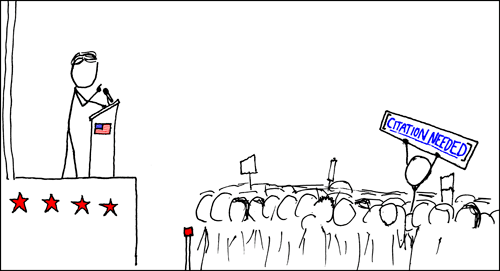 XKCD 'Wikipedian Protester', http://xkcd.com/285/